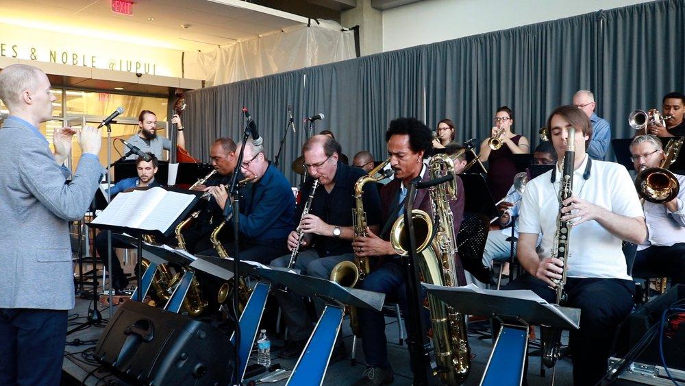 Indy Jazz Fest 2017 IUPUI