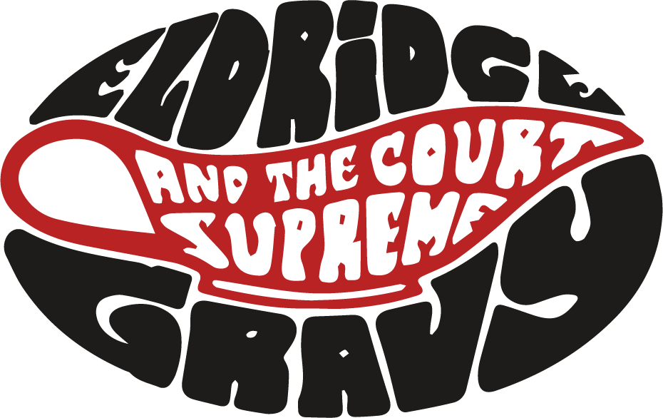 Eldridge Gravy and the Court Supreme Logo.png
