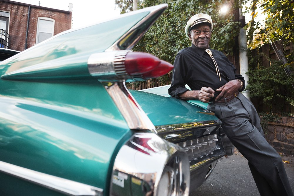 Chuck Berry (photo by Danny Clinch)