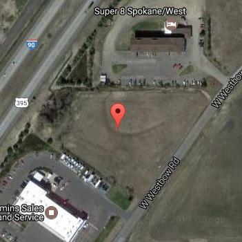 3.35 Ac Fronting I-90 - Spokane
