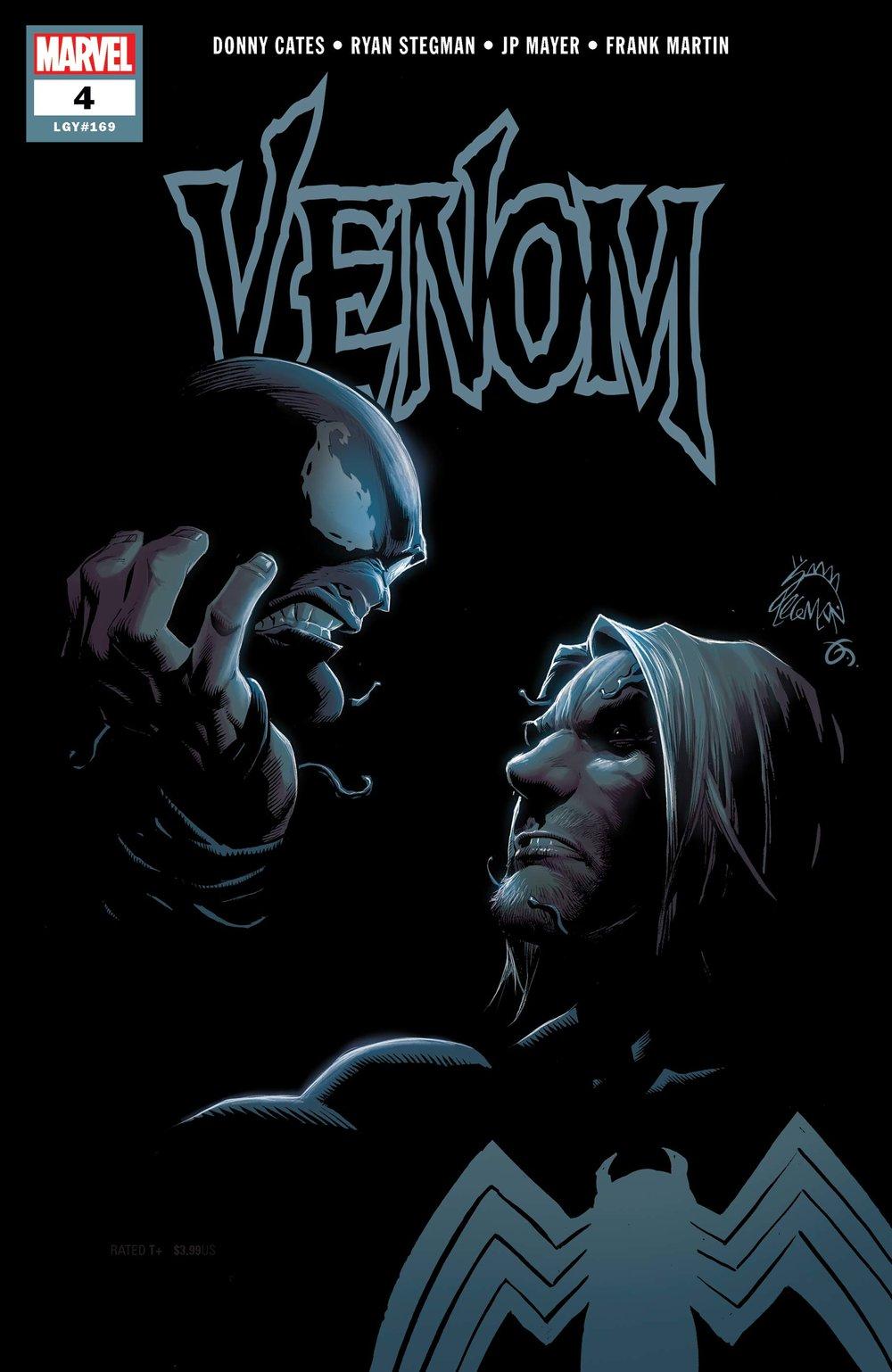 VENOM #4 (Knoll Origin)
