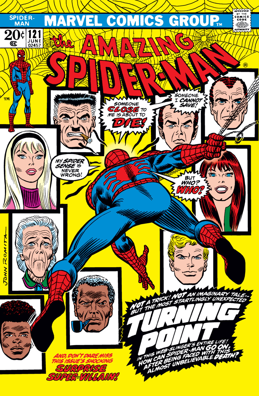 Amazing Spider-Man #121 (Death of Gwen Stacy)