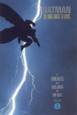 The Dark Knight Returns Collection #1-4