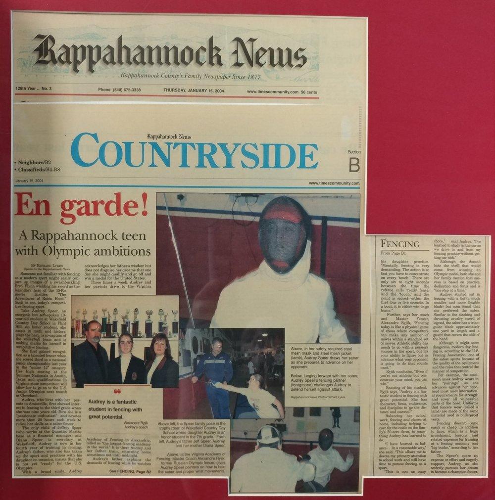 Rappahannock News