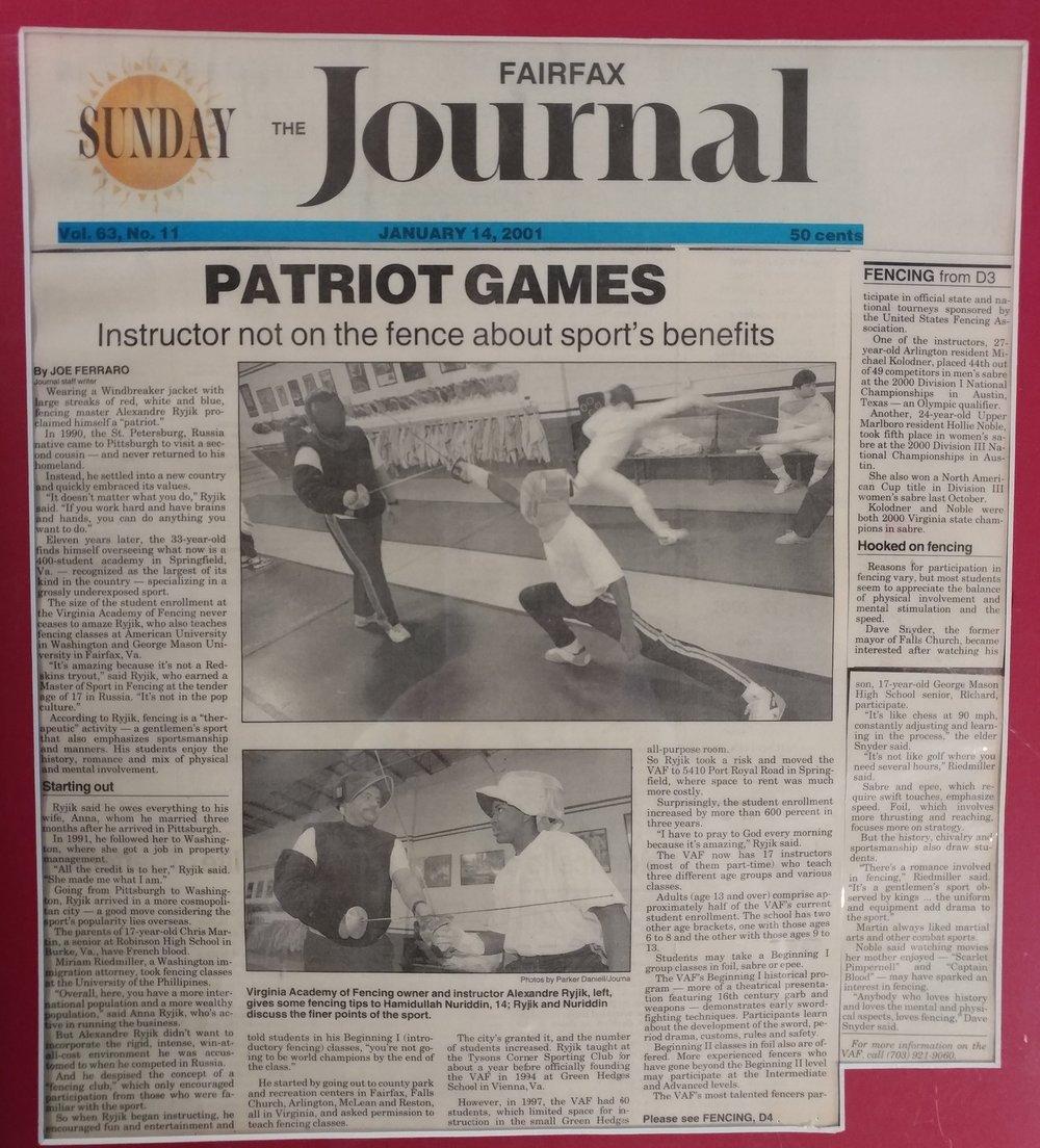 Fairfax Journal