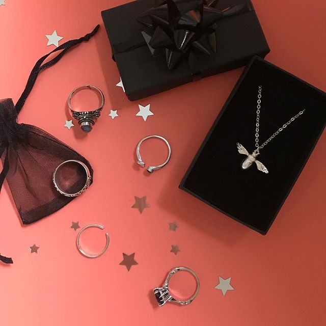Better start thinking about the Christmas shopping ey? Don't worry, we've got you sorted. Head to www.nuwa.co.uk to see more! #jewellery #christmasgifts