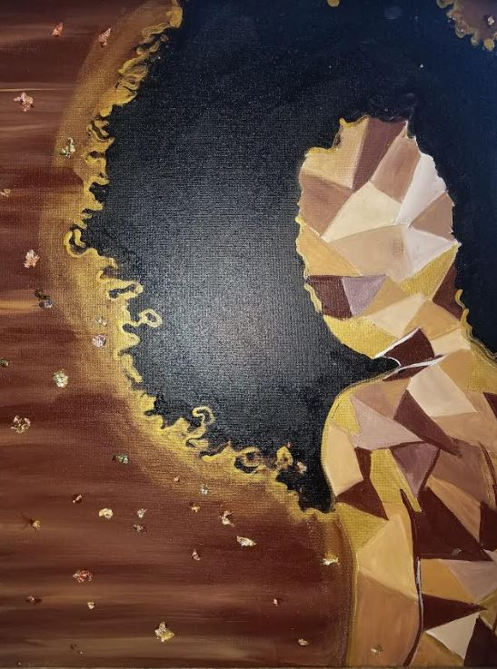 January 12th @ 7pm  - Public Paint-$30 Covers all supplies and materials.Artist: Nina J   Instructor: Nina J