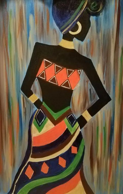 February 3rd @ 7pm  - Public Paint-$30 Covers all supplies and materials.Artist: Nina J | Instructor: Nina J