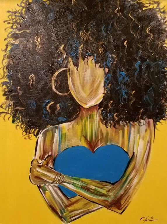 February 16th @ 8pm - Public Paint-$30 Covers all supplies and materials.Artist: Nina J | Instructor: Nina J