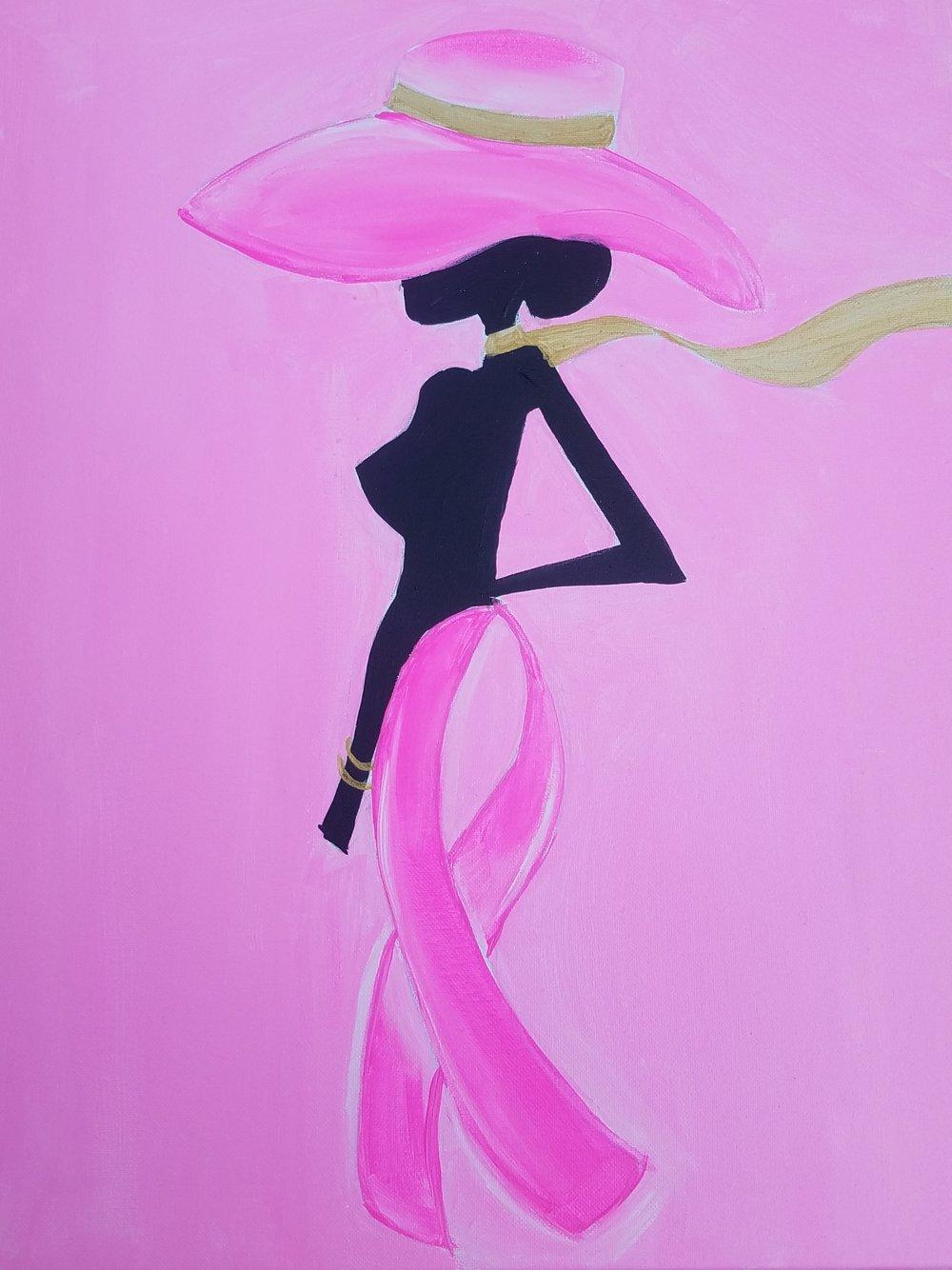 October 27th @ 7pm - Instructor: Nina J   Artist: Nina J