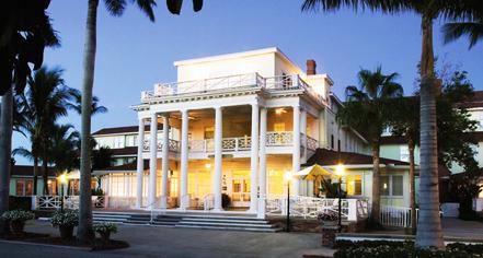 The Gasparilla Inn And Beach Club