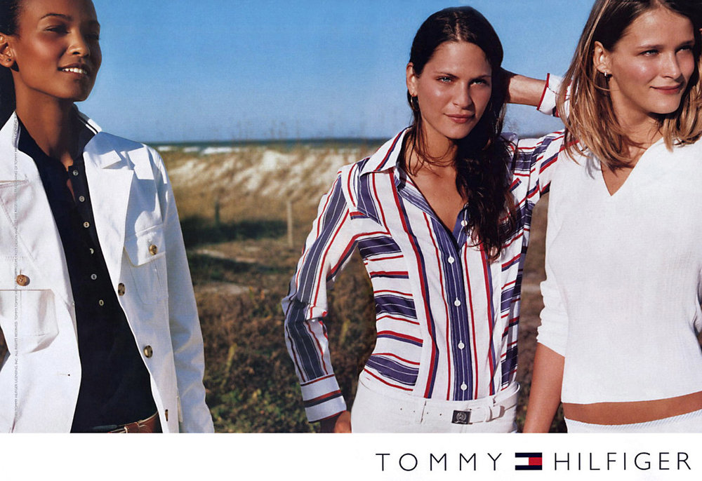 Enrique Mosqueda, creative director  archive portfolio - tommy hilfiger - advertising campaign