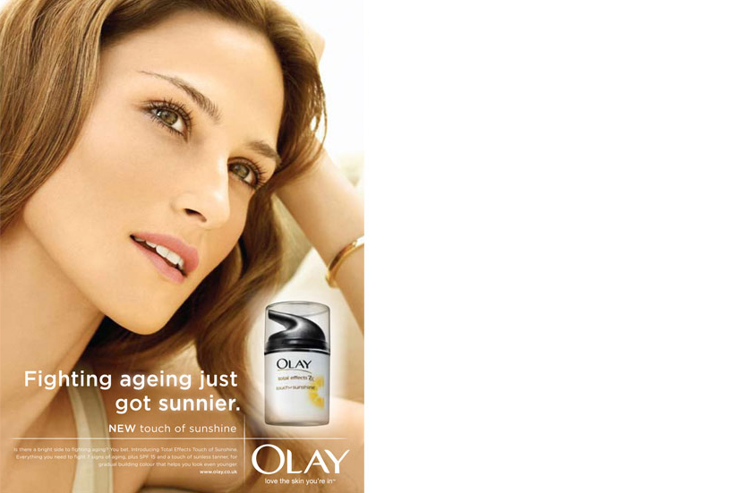 Enrique Mosqueda, creative director  archive portfolio - Olay- advertising campaigns