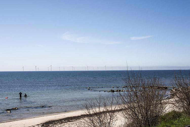 Havmøllepark Bornholm