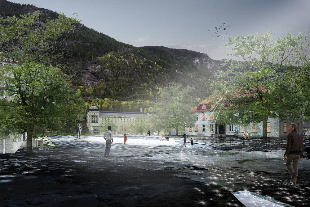 Urland Rjukan Torg