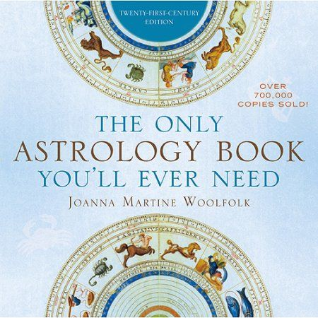 Great book for learning about astrology!