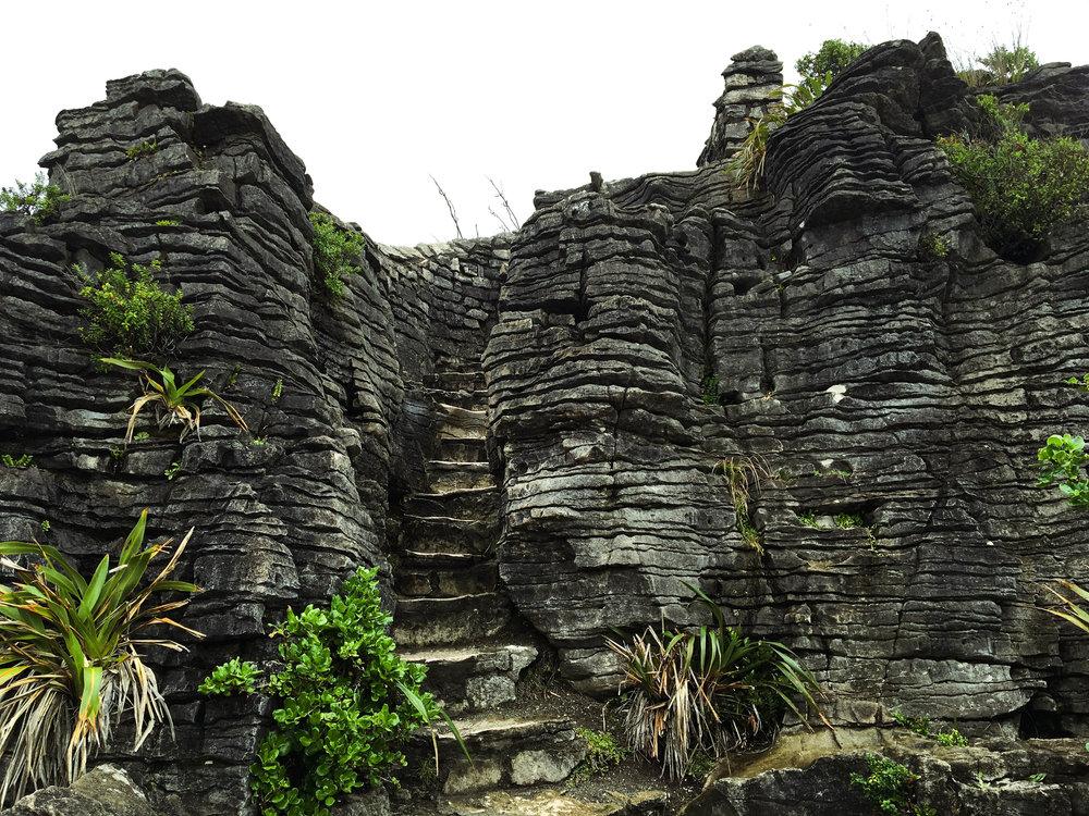 Punakaiki Pancake Rocks, South Island