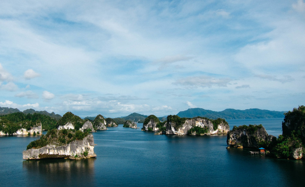 Pictures of these islets are what first sparked my curiosity of Raja Ampat!