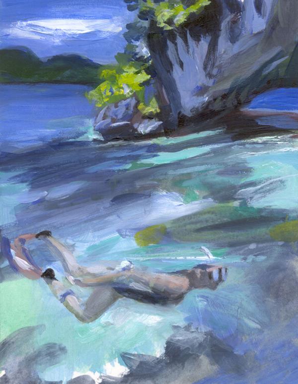 Rock Island Dreaming