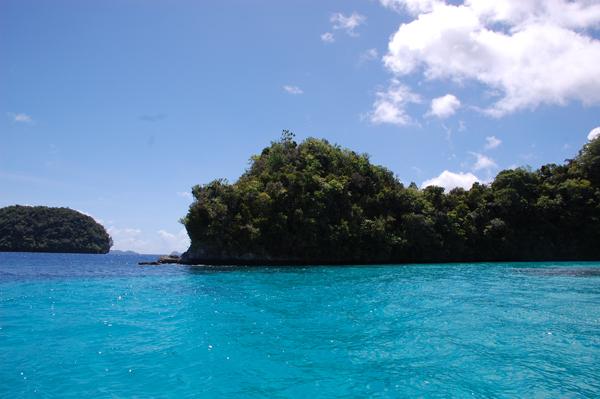 Pincher's Cove, Palau