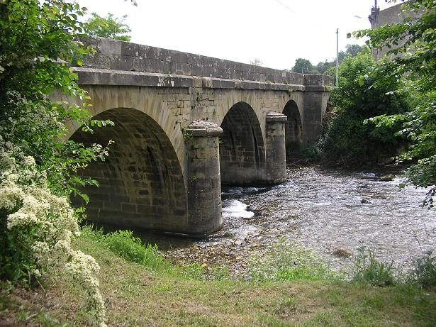 The Bridge to Le Peyrat