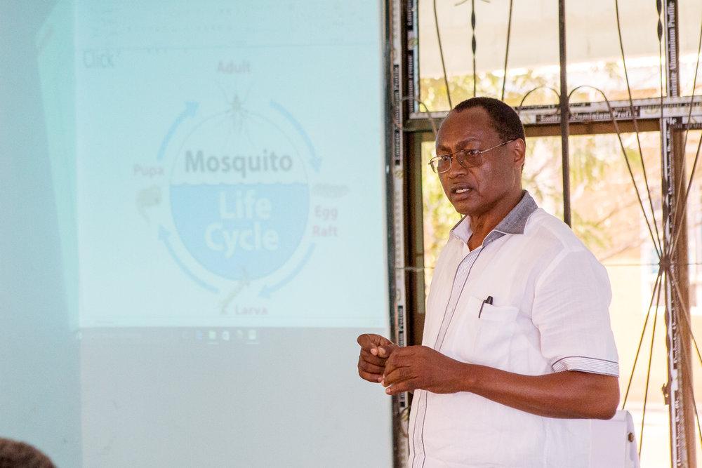 dr_temu_giving_malaria_education_kikavu