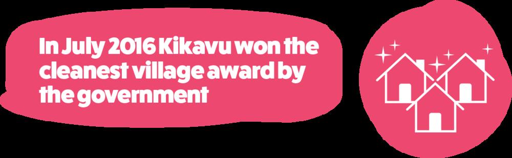 kikavu_cleanest_village_award_tanzania