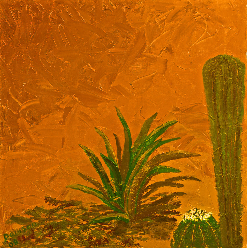 Cactus III (Fishhook Barrel)