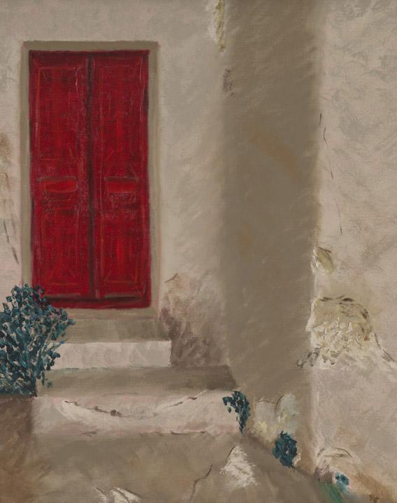 Door to the Mediterranean