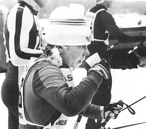 Meeri Bodelid, Högbo GIF, segrare 1983.