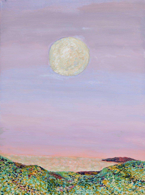 Perigee Moon