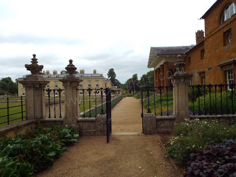 Althorp Stable gates.JPG