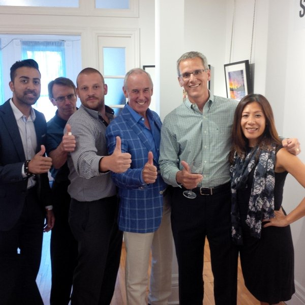 Supporting Canadian Athletes through CANFUND with Ron Maclean. -