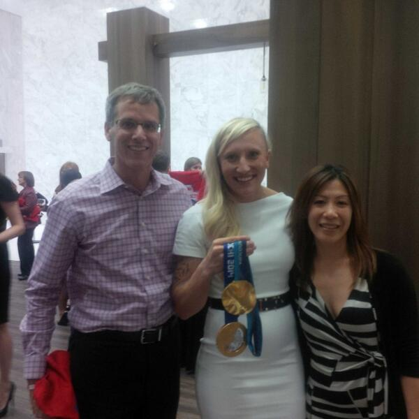 Supporting Canadian Athletes through CANFUND -
