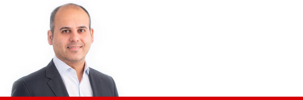 Ramin Rezaeinia Tax Manager