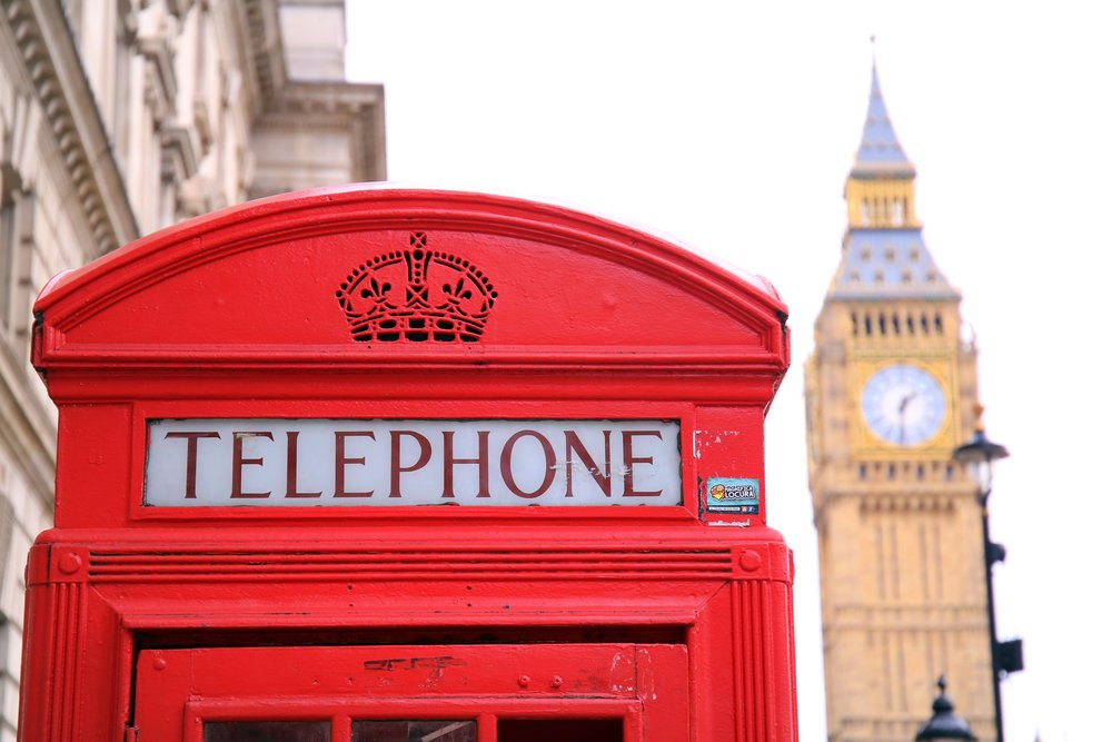 Why wait for London to call, when you can call London. -