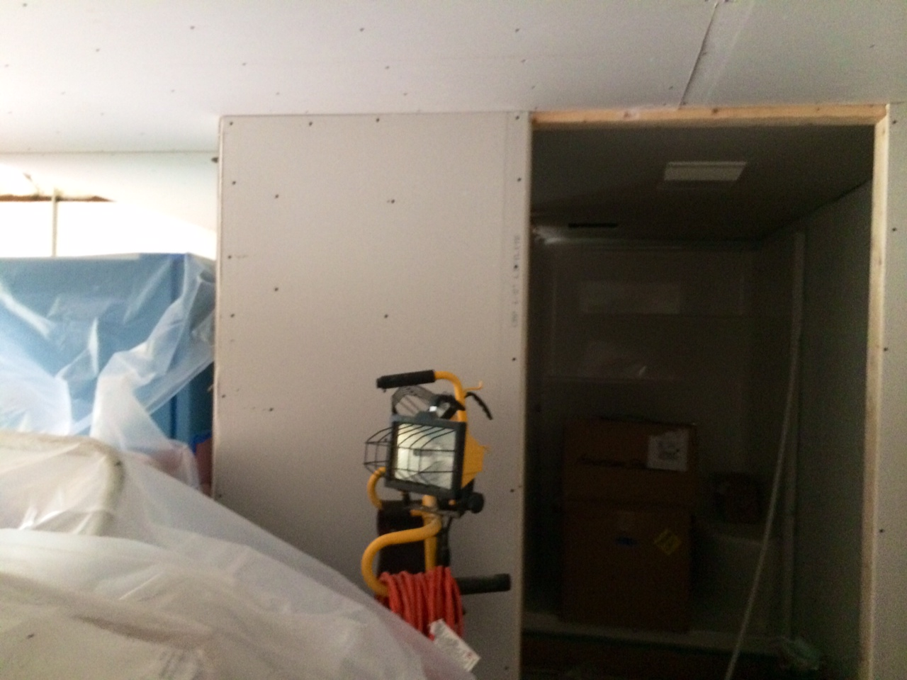 Bunker Drywall 11