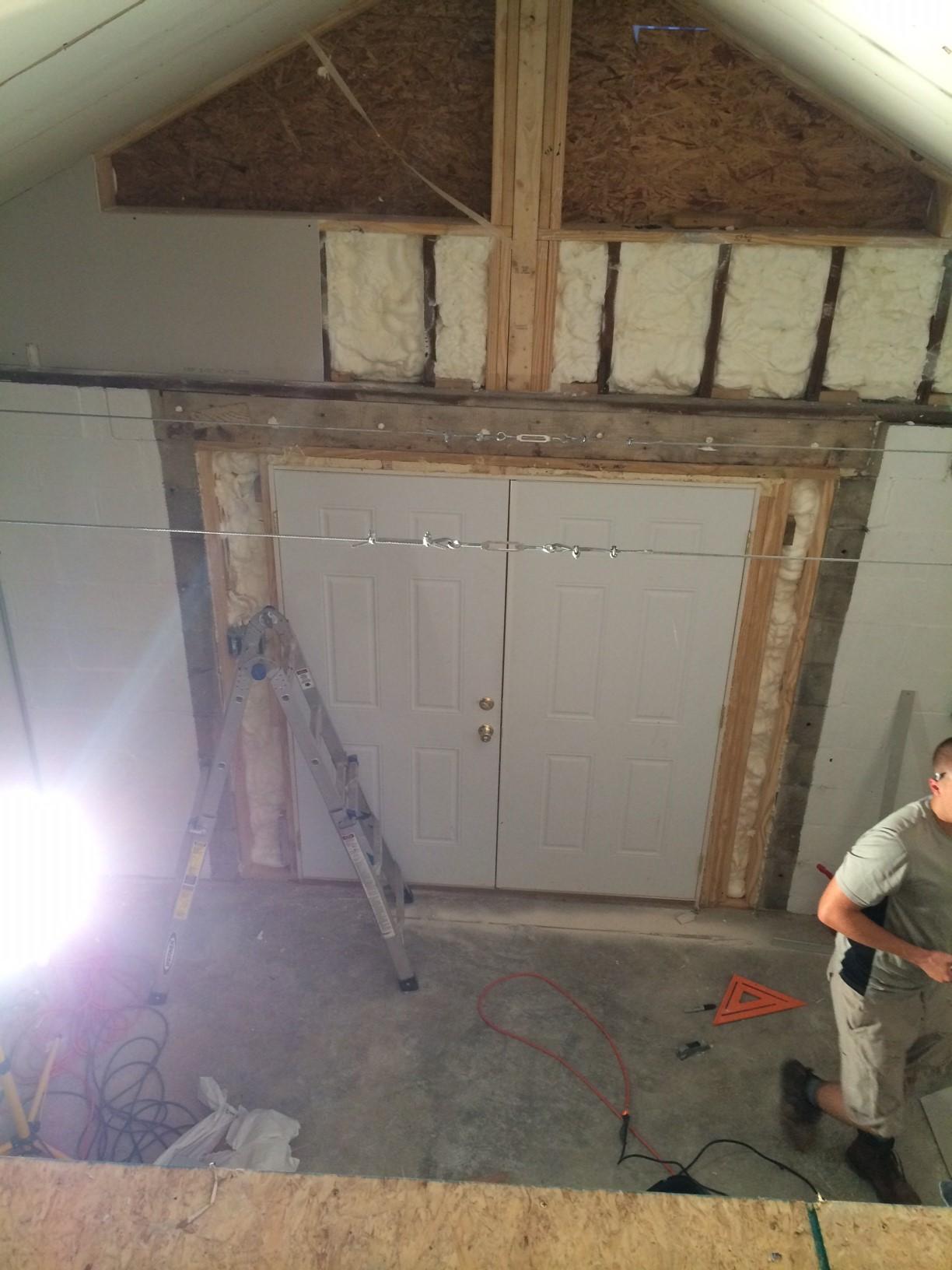 Bunker Drywall 17