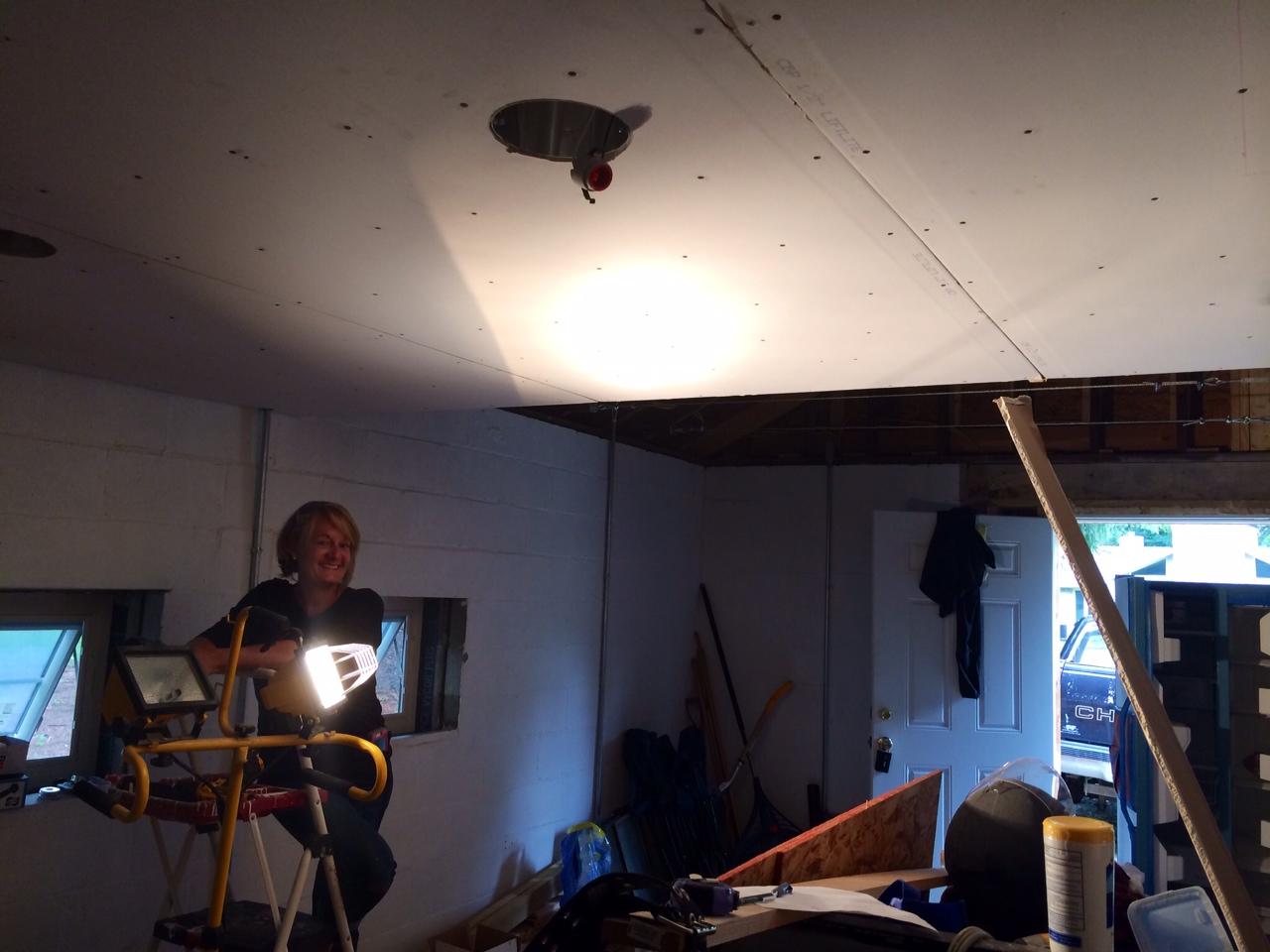 Bunker Drywall 3