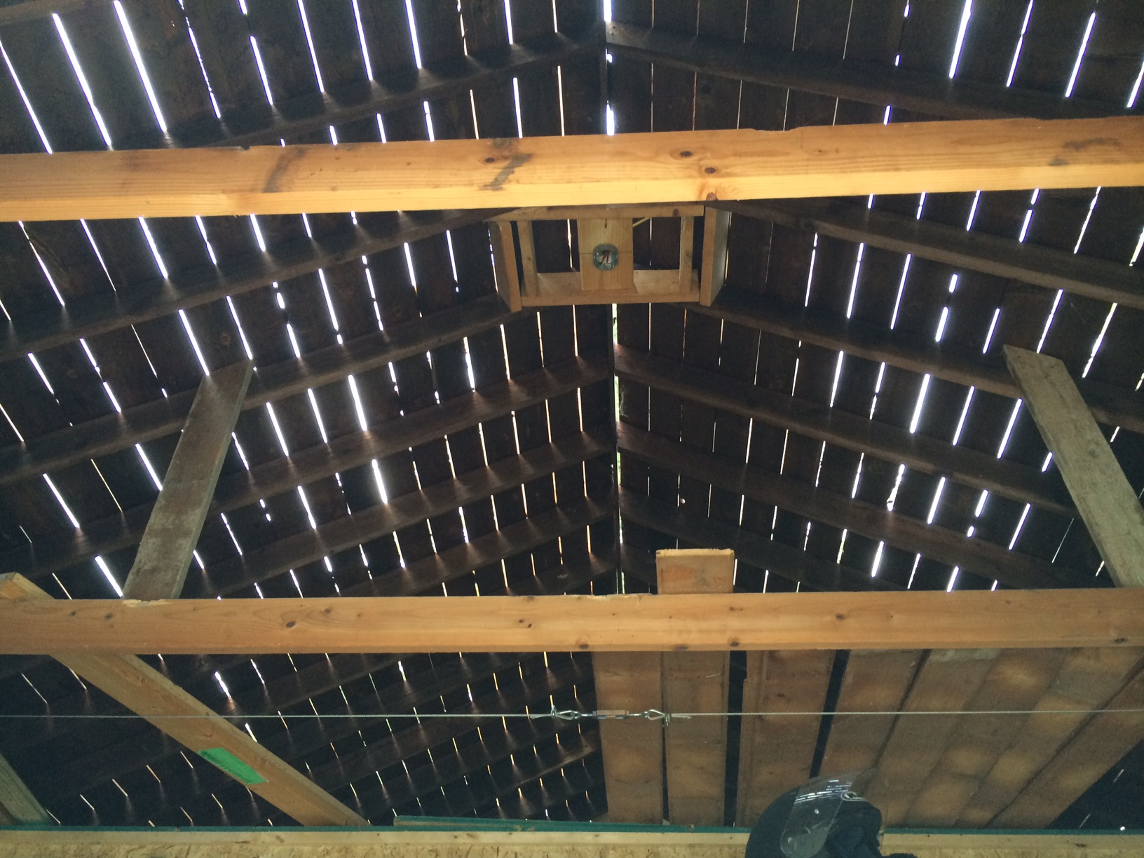 bunker roof 9