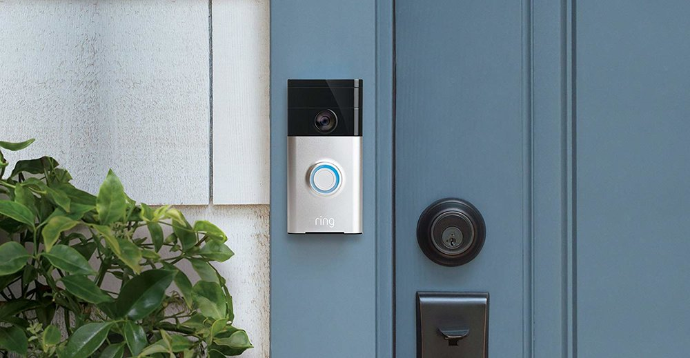 Ring Doorbell - Great for anyone who wants to feel safer. Your Ring doorbell will start recording as soon as someone approaches and can be monitored on your phone.