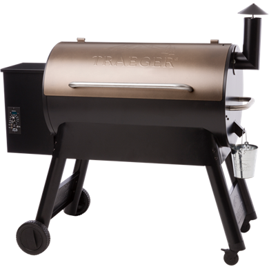 Traeger - Both a smoker and a grill, we love our Traeger and think any griller in your family will too.