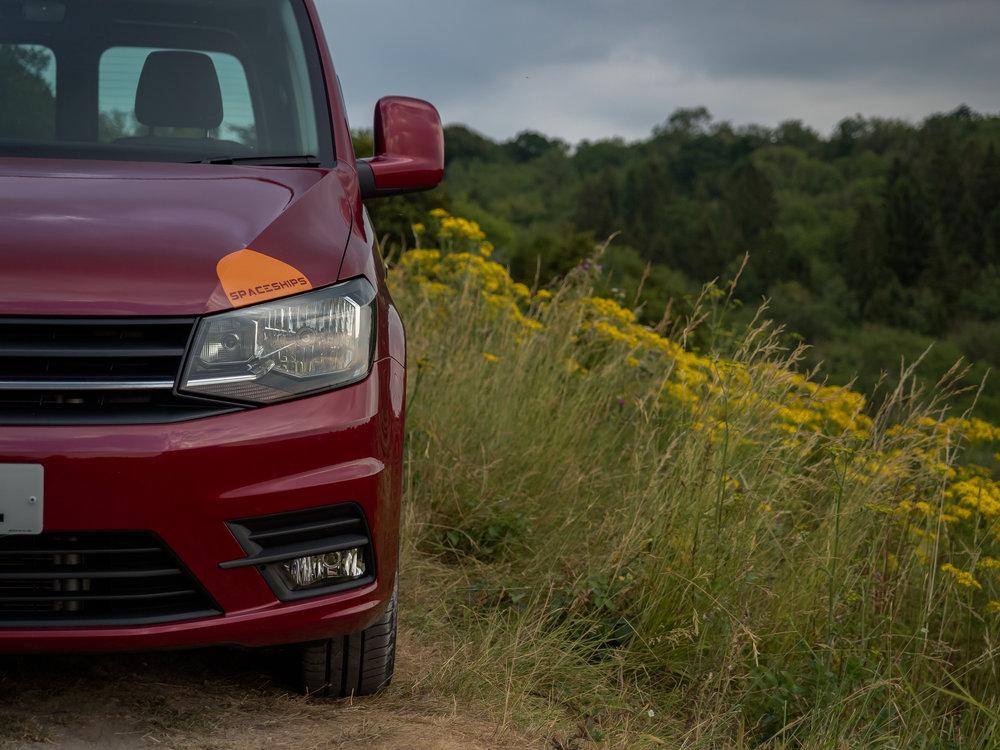 VW Camper Car - Most fuel efficient camper in their fleet