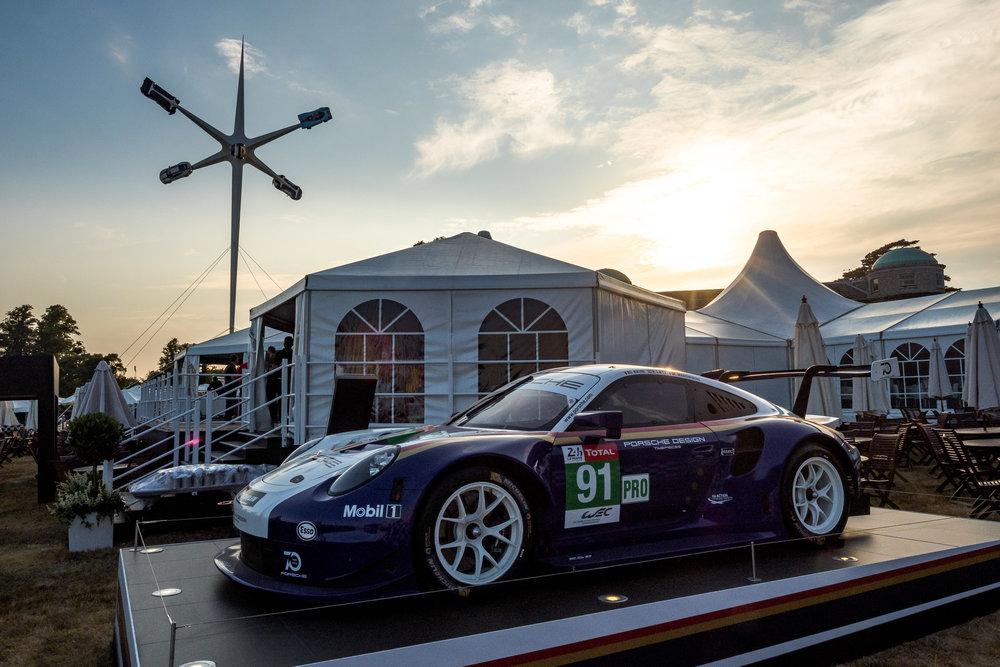 Goodwood Festival of Speed 2018