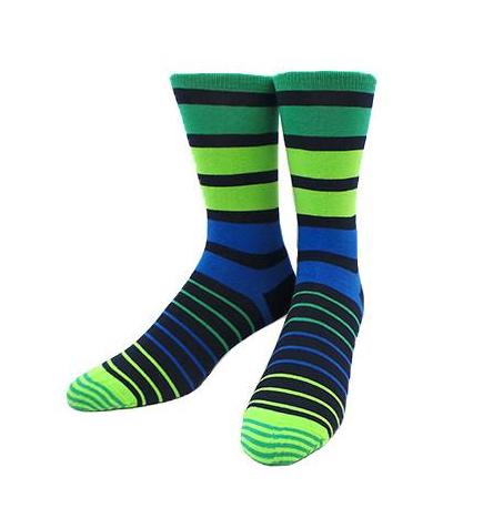 Cole & Parker Socks Bold ultra-premium socks... rockin' with style, coolness, and a social conscious