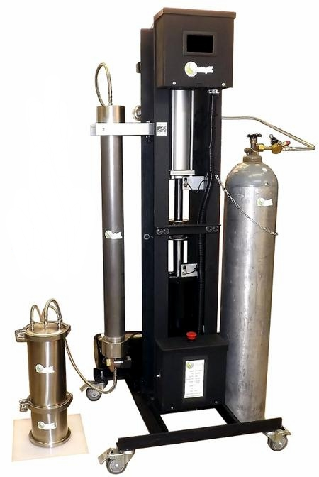 - 1 HP COMPRESSOR, 4.2 LITER REACTOR, COLLECTION VESSEL