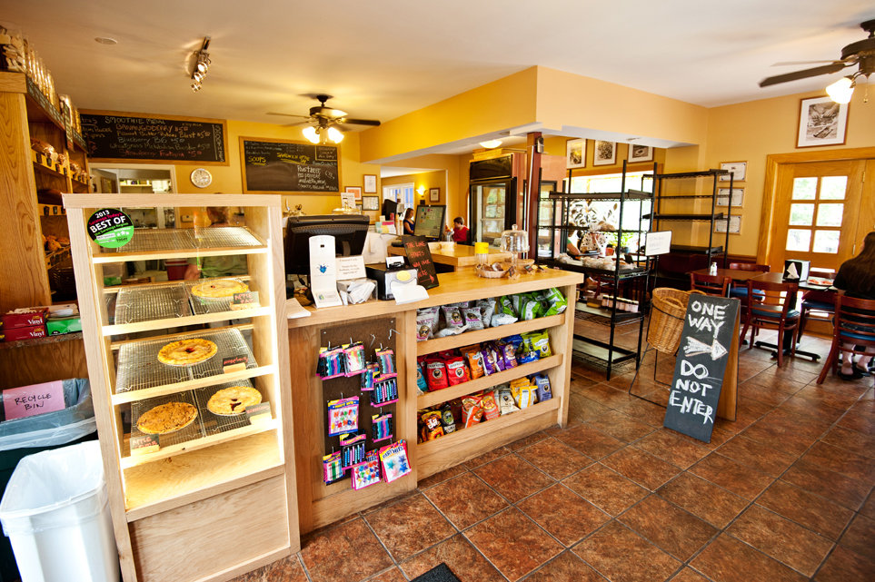 All of our baked goods are baked daily on the premises to assure the freshness and quality you deserve.