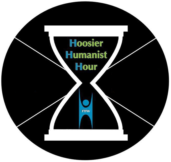 FreeThought Fort Wayne, Inc. produces a monthly podcast called the Hoosier Humanist Hour (HHH). -