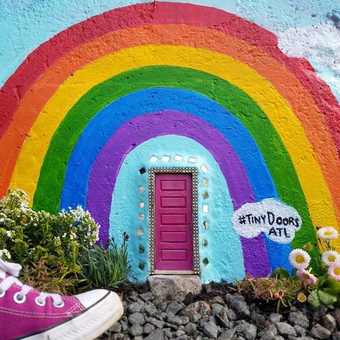 TINY DOORS ATL • ATLANTA, GA