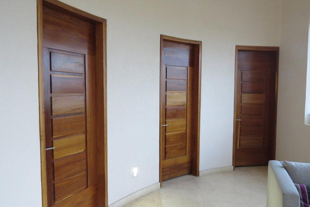fabricación de puertas